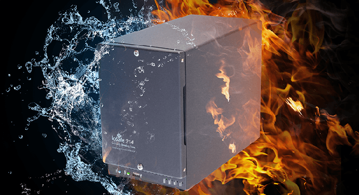Disaster-hardened storage devices